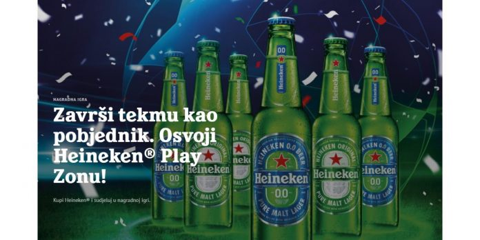 Heineken nagradna igra 2021